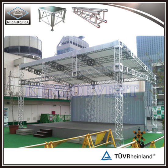 diy portable stage small stage lighting truss. Portable Small Stage Lighting Truss For Sale Diy