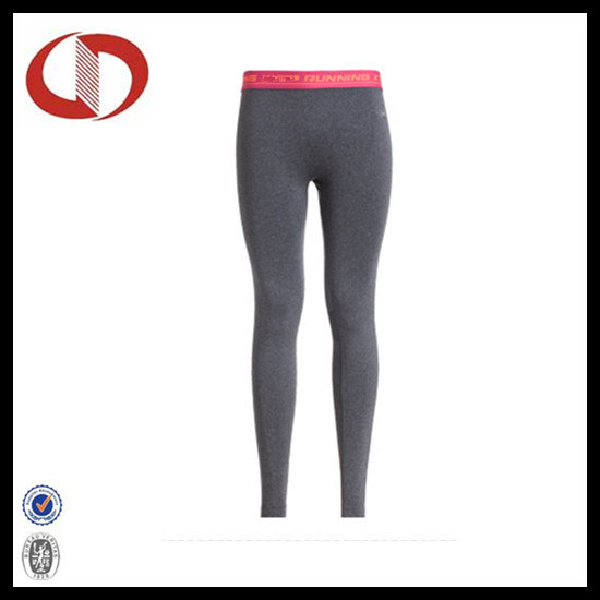 Women Running Pants Compression Blank Leggings pictures & photos