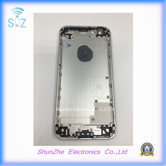 Mobile Phone Body Housing Back Cover Spare Part for iPhone 6s 4.7