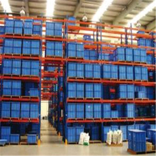 Industrial Warehouse Heavy Duty Drive-in Storage Racking Manufacturer