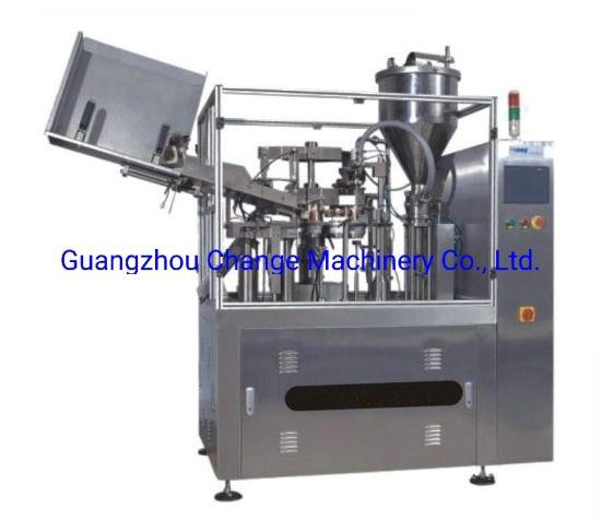 Silicone Sealant Acetate Fill and Seal Machine