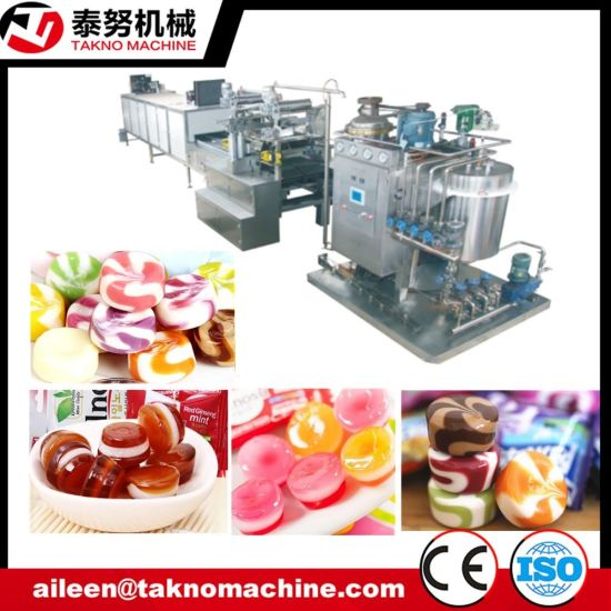 Product industrial confectionery