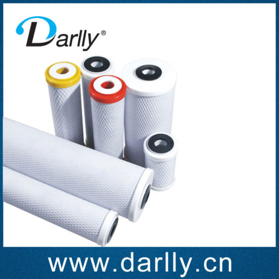 Professional Carbon Block Activated Water Membrane Filter Cartridge