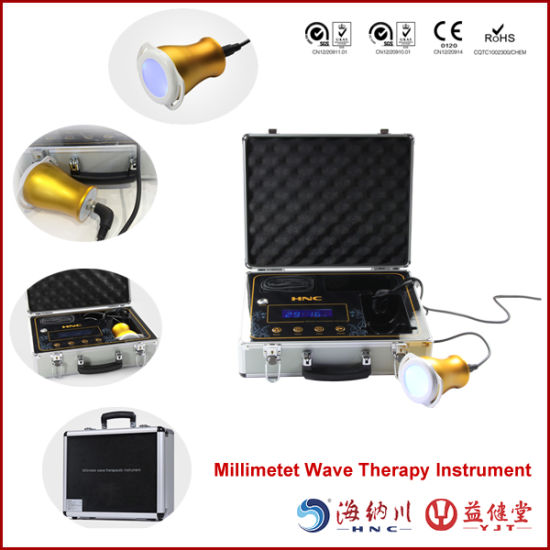 Physiotherapy Diabetes Cure Equipment Millimeter Wave Therapeutic Instrument pictures & photos