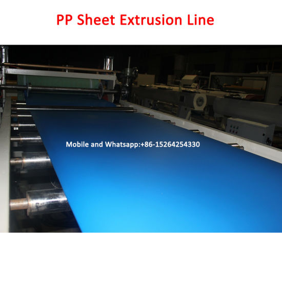 PP Foam Sheet Board Extruder Machine pictures & photos