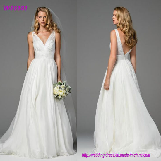 e5e879847c Sexy Sweetheart Simple But Elegant Wedding Dress Vera Organza Wang Wedding  Dress