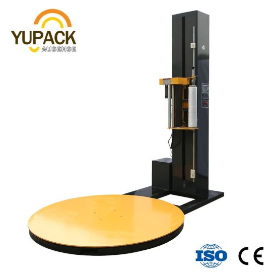 Pallet /Skid Turntable Stretch Film Wrapper Packaging /Packing / Shrink Wrap/ Wrapping Machine with Scale