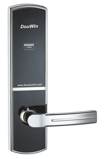 Electronic Cylinder Lock Master Key System Lock pictures & photos