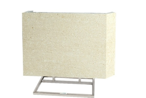 Lightweight Sandstone Veneer Aluminum Honeycomb Panel for Wall Decoration pictures & photos