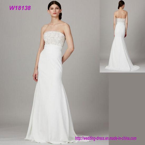 China Western Luxury Empire Stylish Wedding Dress Bridal Dress ...