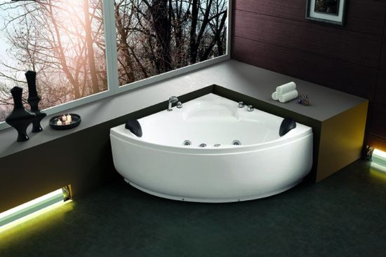 Hot Sale (K1278) Freestanding Acrylic Bathtubs / Massage Whirlpool Bathtubs