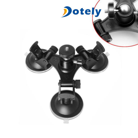 Head 360 Degree Tripod Ball Car Windshield Head Mount pictures & photos