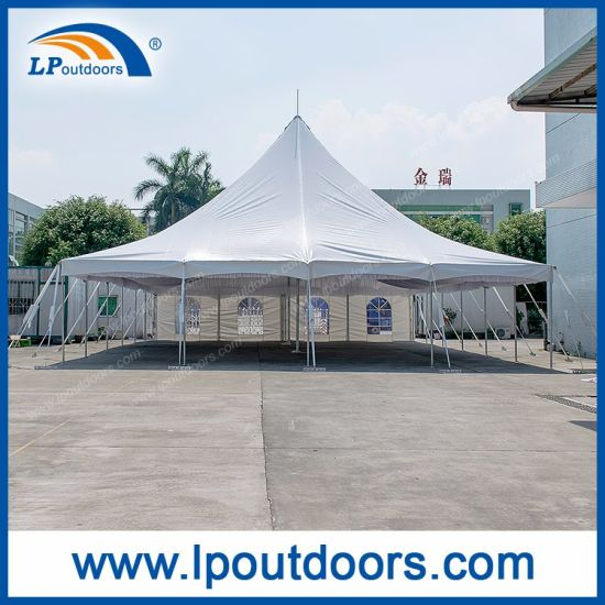 200 People Capacity Peg and Pole Tents with Ceiling Lining  sc 1 st  Liping Outdoors Manufactory Ltd. & China 200 People Capacity Peg and Pole Tents with Ceiling Lining ...
