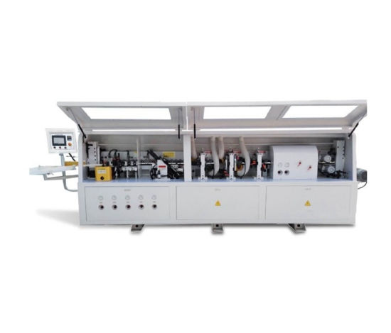 High Quality Woodworking S800c Automatic Profiling Unit PVC Edgebander Machine