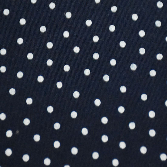 Cotton/Modal/Spandex Printed Fabric for Clothing