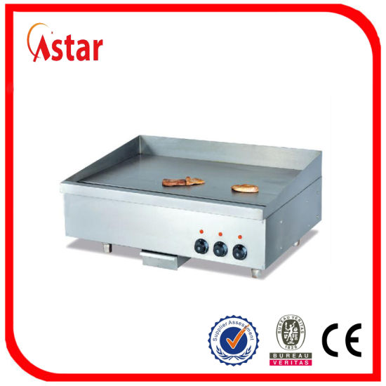 China 3 Temperature Control Griddle for Sale, Electric Counter Top ...