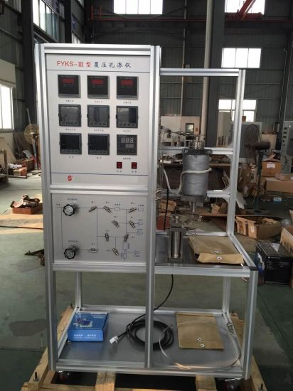 Permeability Overburden Testing Instrument pictures & photos