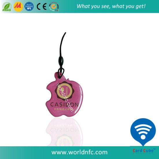 Lf Em4200 Waterproof Epoxy RFID Smart Card with Stylish Design