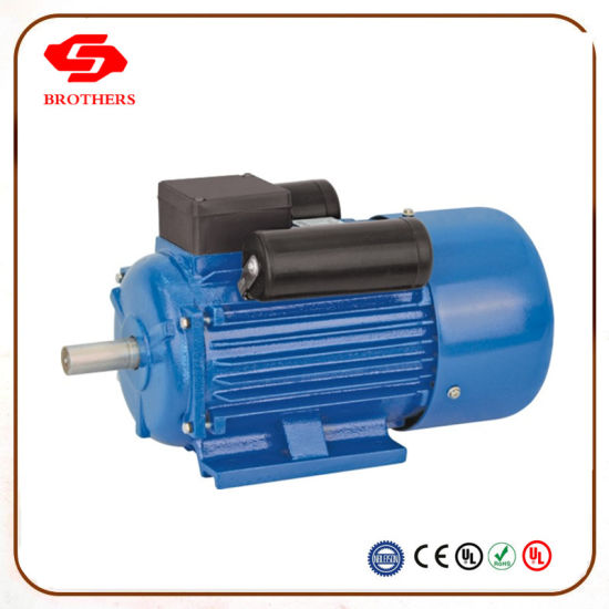 220V Yc Series 1 Phase Induction Electric Motor Prices pictures & photos
