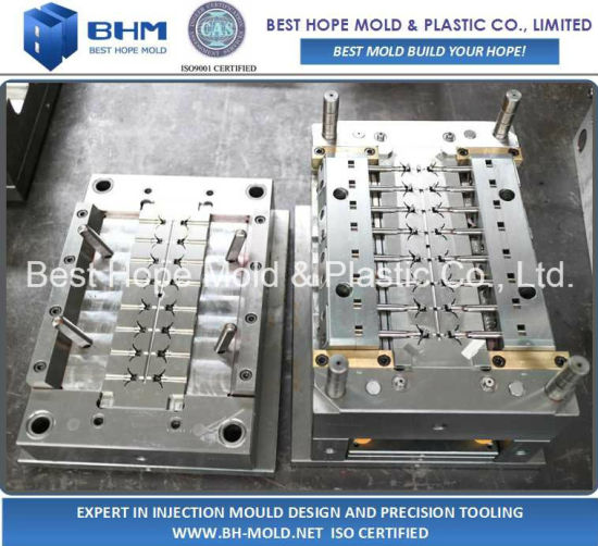 Hot Sale Three-Way Injection Site Injection Mold pictures & photos