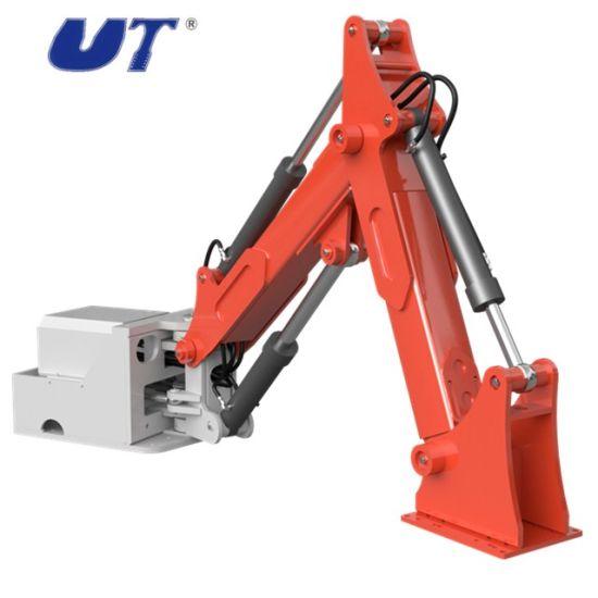 China Factory Machinery Equipment Hydraulic Rock Breaker Pedestal Boom  System