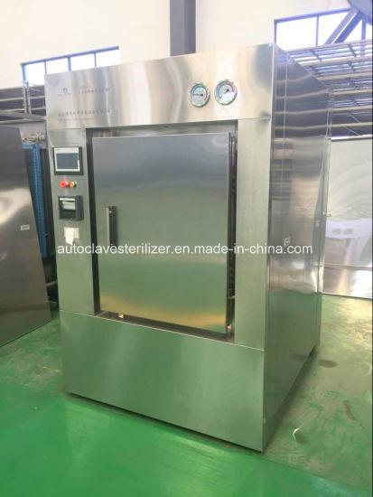 Mqs Full Automatic Hospital Sterilization Equipment for Cssd