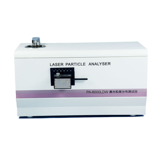 Auto Dry & Wet Dispersion Laser Particle Size Analyzer (0.02-2200μ m)