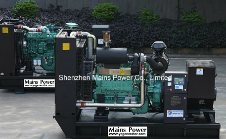 300kVA 240kw Standby Power Yuchai Diesel Generator Set pictures & photos