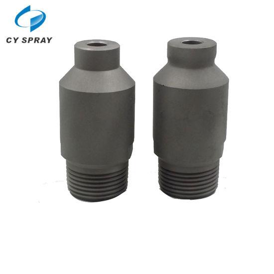 Silicon Carbide Water Air Atomizing Spray Nozzle