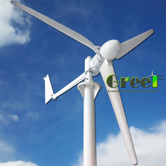 2kw Horizontal Wind Turbine System pictures & photos