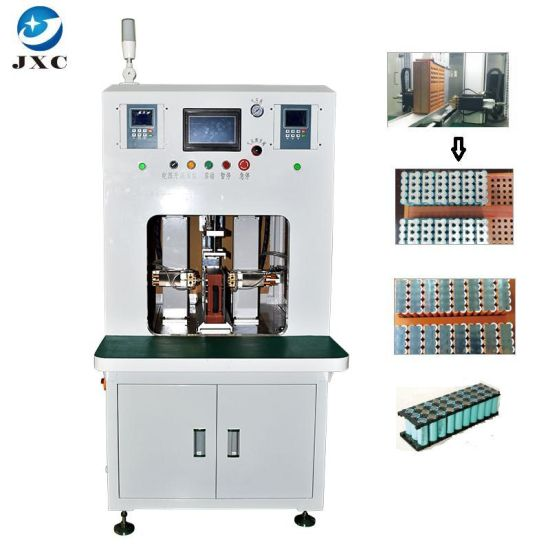 China Evbattery Pack Fully Automatic CNC Spot Welder Twsl-700L