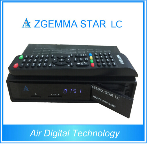 China Satellite Receiver Zgemma Star LC with HDMI up to
