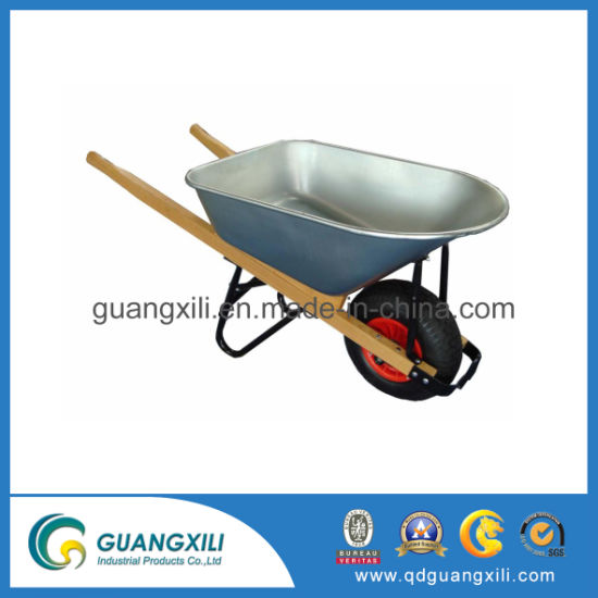 Garden Building Industrial Metal Plastic Heavy Duty Power Aluminum Wheelbarrows pictures & photos