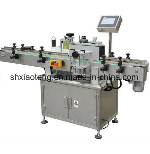 Wine Round Bottle PLC Controlled Labeling Machine