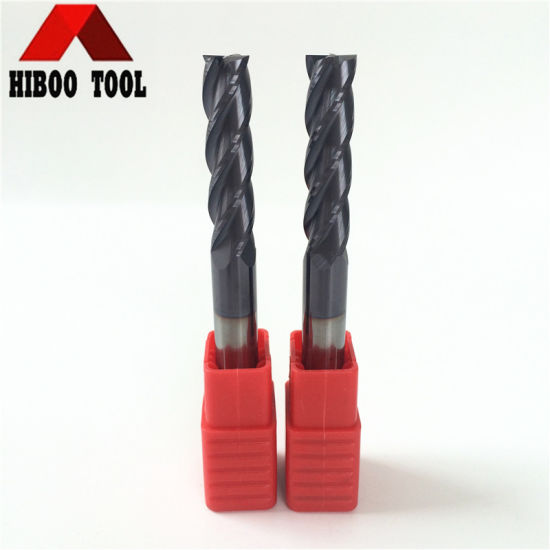 Cheap Price Tungsten Carbide Long Flat Endmill Cutter pictures & photos