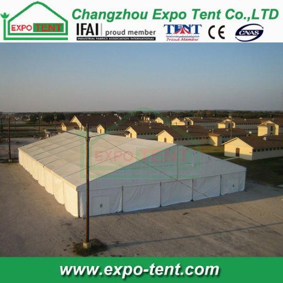 25m X 40m PVC Wall Covering Warehouse Tent & China 25m X 40m PVC Wall Covering Warehouse Tent - China Event Tent ...