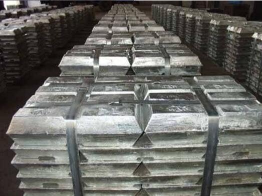 Tin Ingot Zinc Ingot Lead Ingot for Sale