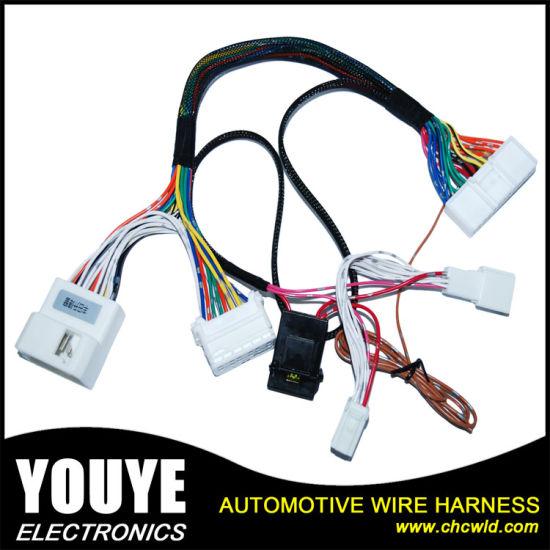 China Youye Automotive Power Window Wire Harness, Electronic Fuse Box  Wiring Harness, Toyota ISO9001 Ts16949 Wire Harness - China Wire Harness, Wiring  HarnessGuangzhou City Youye Electronics Co., Ltd.