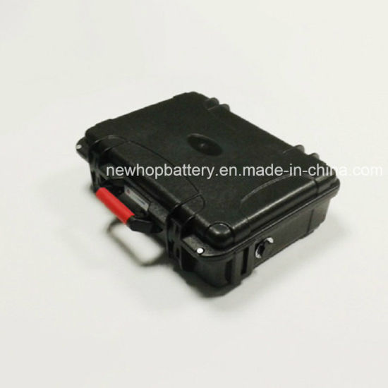 Portable UPS Lithium Ion Battery 12V 150ah pictures & photos
