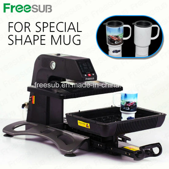 Freesub Automatic Heat Press Machine for Mugs and Phone Cases (ST-420)