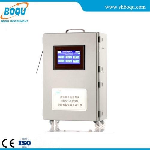 Dcsg-2099 Multiparameter pH/Conductivity/Orp/Chlorine/Turbidity Meter