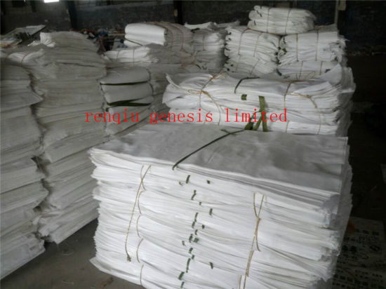 PP Woven Bag/Silt Fence Fabrics Ground Cover Fabrics and Various Geo-Textiles