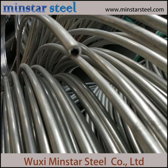 316L Stainless Steel Pipe for Oil and Gas Transportation pictures & photos