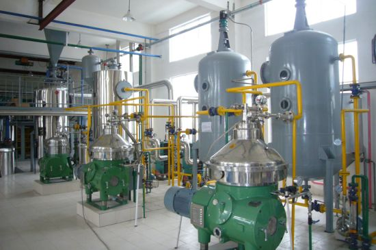 Units manufacture vegetable oils