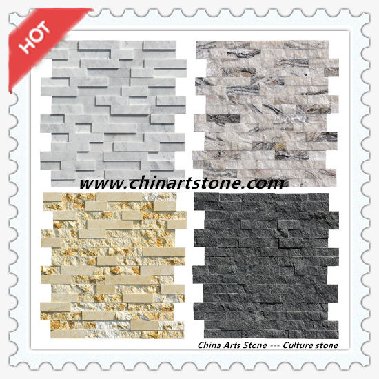 Polished/Flamed Granite, Marble, Artificial Marble Tile for Wall and Floor pictures & photos