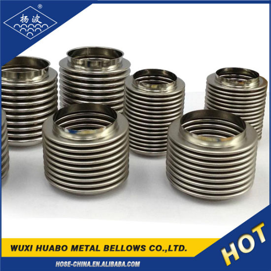 Supply Flexible Stainless Steel Metal Bellow with Factory Price pictures & photos