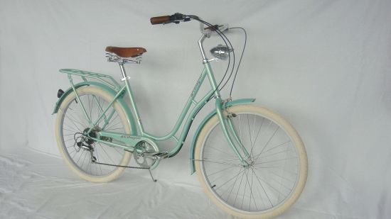 26 Inch 7 Speed Oma Dutch Bicycle Lady City Bike for Lady (ARS-2602S) pictures & photos