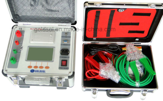 Ohmmeter Good Measurements And A High Low : Instek gom gp counts programmable d c milli ohm meter