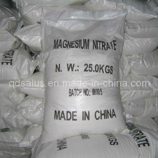 Hot Sale and High Quality Magnesium Nitrate pictures & photos