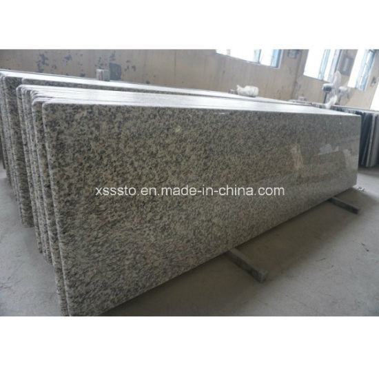 China Stone Brown Grantie Countertop for Kitchen